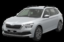 Škoda Kamiq pro Sociální rehabilitaci MIKASA